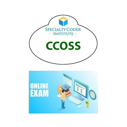 CCOSS exam