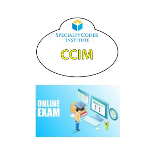 CCIM exam