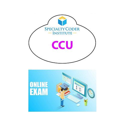 CCU exam