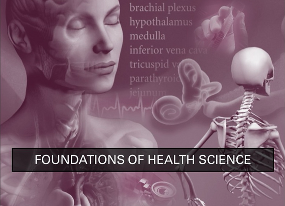 Foundations of Health Science Online