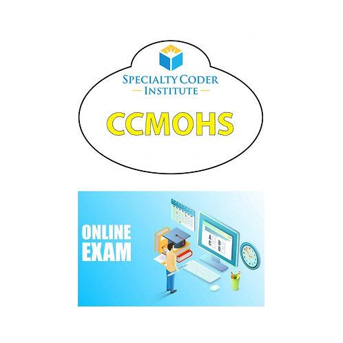 CCMOHS exam