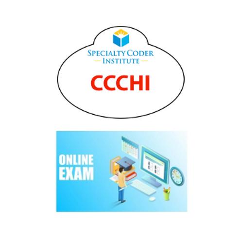 CCCHI exam