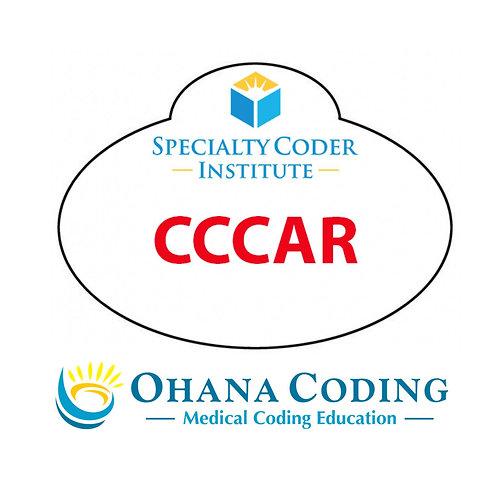 CCCAR class