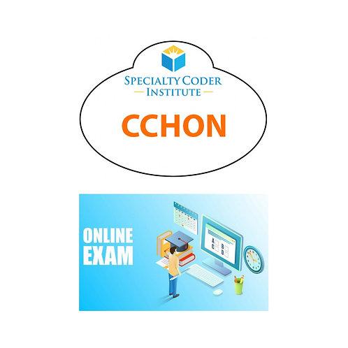 CCHON exam