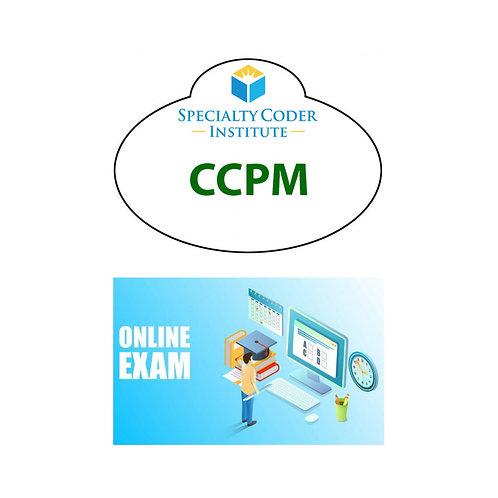 CCPM exam