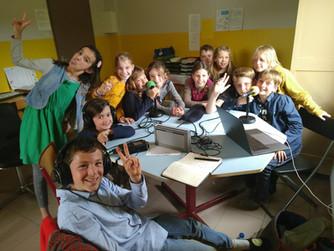 Un micro dans la classe !