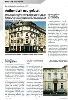 Bottlerplatz 7 Haus u. Grund 11.2005