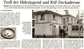 Kutscherhaus GA 28.11.01