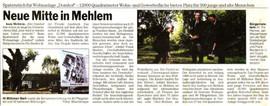 Domhof Bonner Rundschau 20.10.2001