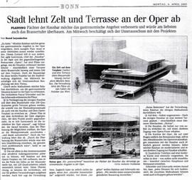 Oper Bonn GA 04.04.05