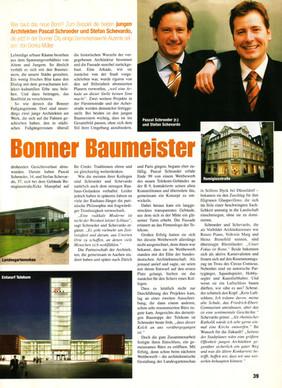 Bonner Baumeister Bonner Illustrierte