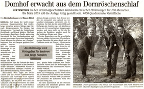 Domhof GA 20.10.01