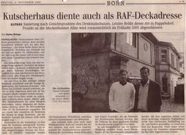Kutscherhaus GA  03.11.00