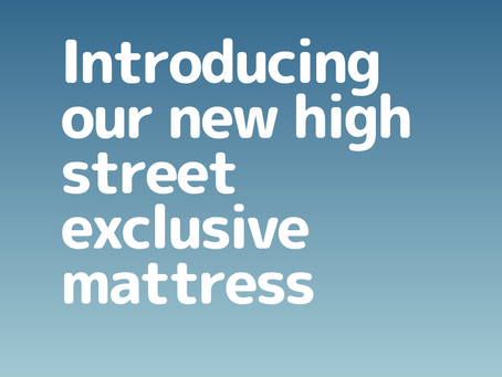 Introducing Our High Street Exclusive SleepSoul's