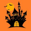 6 Halloween cookies - DIY Kit