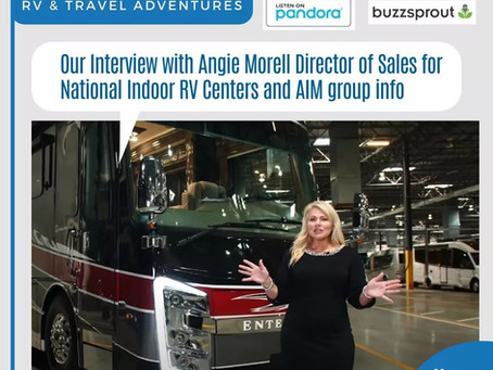 RView Podcast w/ Angie Morell