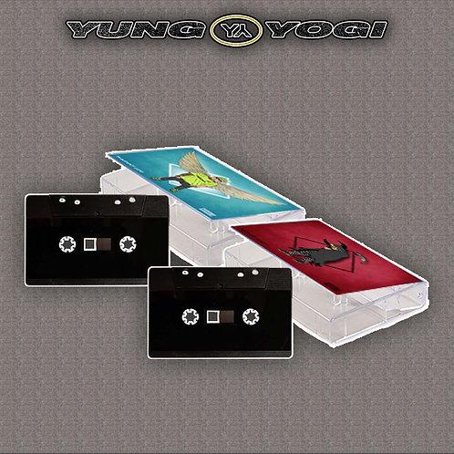Yung Yogi Signed Cassette Bundle