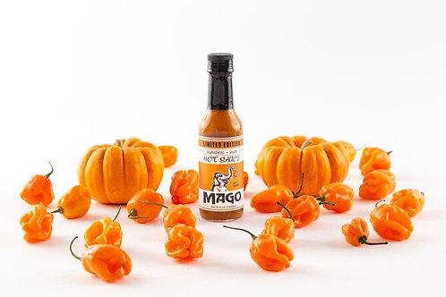 Pumpkin + Rum