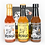Thumbnail: 3-Pack: Roasted Habanero, Pineapple, Ghost
