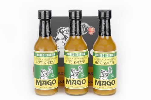 Ginger + Lemongrass 3 pack