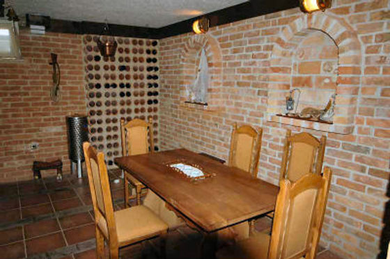 Pag wine cellar