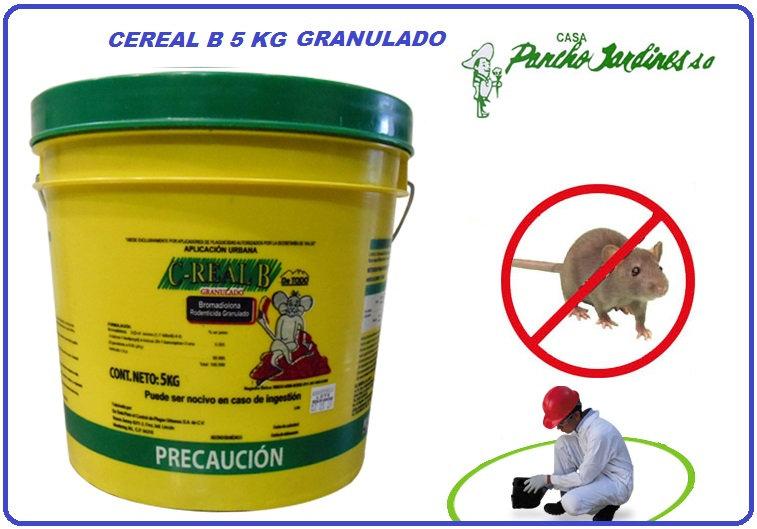 CEREAL B GRANULADO, CUBETA DE 5 KG, DE TODO