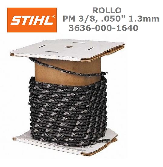 "ROLLO DE CADENA STIHL 26RSC  0.325"" X 1.6 X 1840 MS 210/211/241"