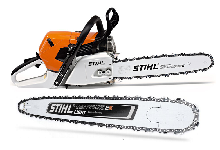 "MOTOSIERRA STIHL MS441 32"" E LIGHT, 5.7 HP, 70.0cc M TRONIC"