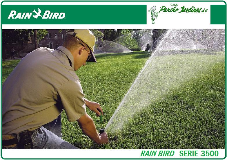 """ASPERSOR ROTOR RAIN BIRD SERIE 3504 ENTRADA DE 1/2"""""""