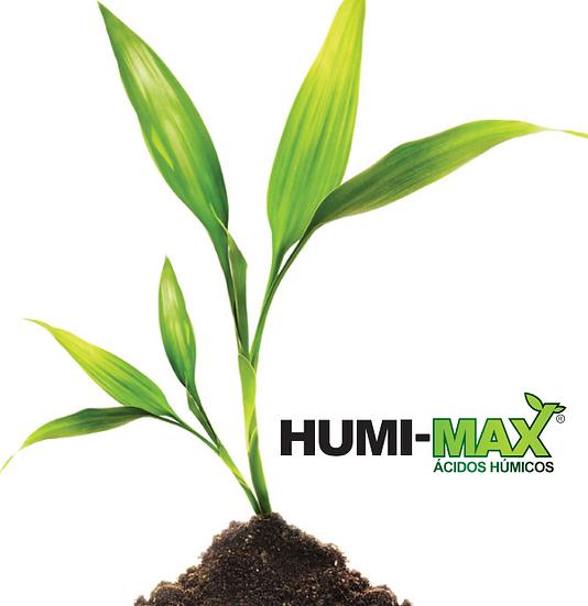 HUMI-MAX 17L, ACIDOS HUMICOS, FULVICOS + K20 5 LT