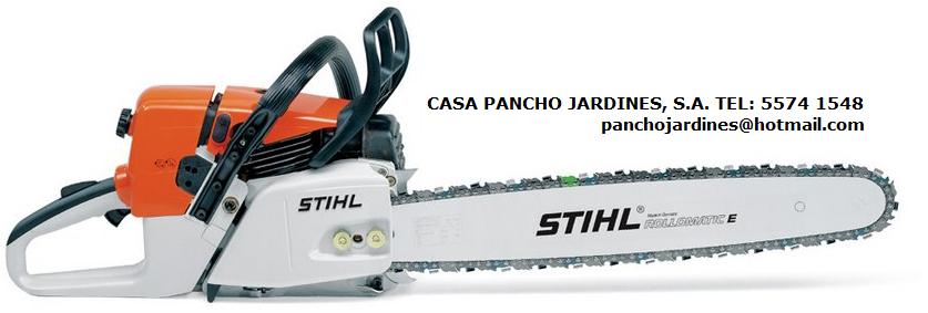 """MOTOSIERRA STIHL MS361 25"""", 4.6HP 59.0cc"""