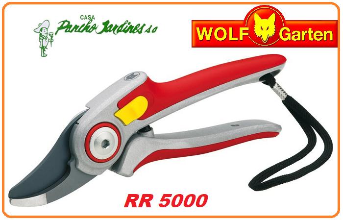 TIJERA DE PODA PROFESIONAL WOLF GARTEN RR 5000