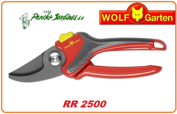 TIJERA DE PODA ALTA CALIDAD WOLF GARTEN RR 2500