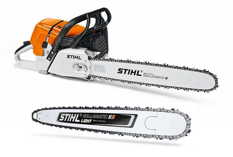 "MOTOSIERRA STIHL MS461 28"" E LIGHT, 5.9 HP, 76.5cc"