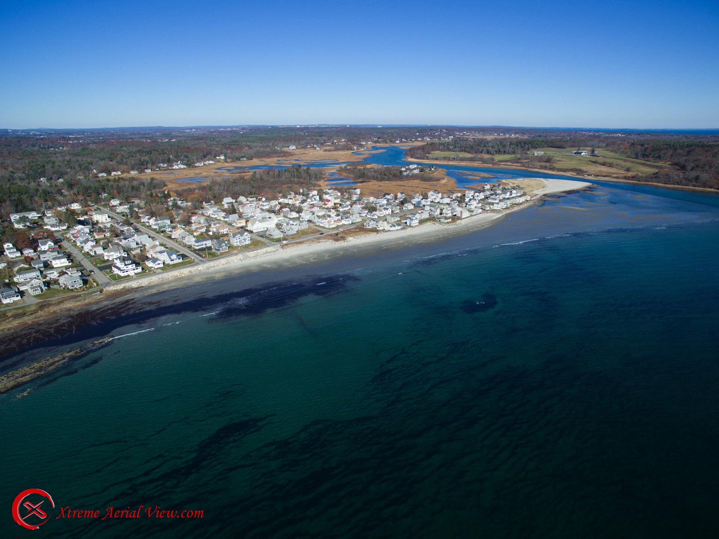 Higgins Beach Scarborough, Maine