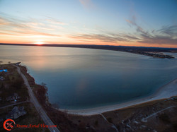 Sunset from Prouts Neck, Maine
