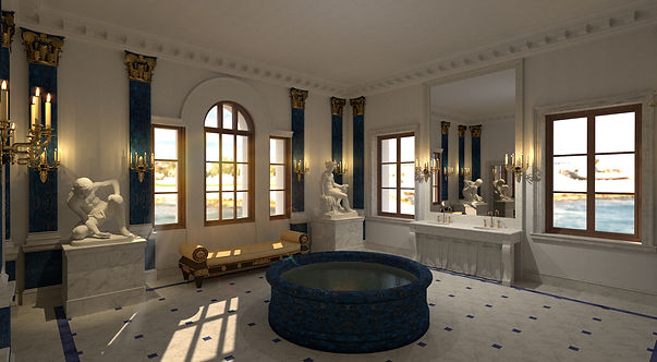 OD_MH_M3.04 Master Bathroom_Scene 2 W B.