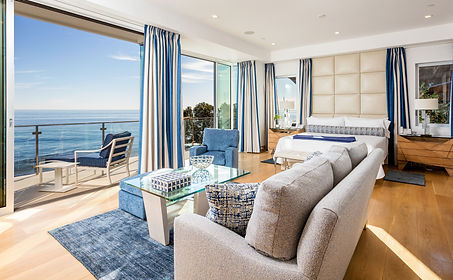MALIBU BEACH HOUSE MASTER BEDROOM