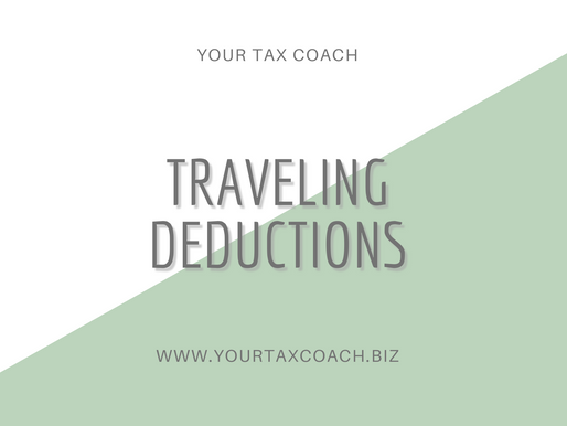 Traveling Deductions