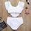 Thumbnail: White Sexy Swimsuit