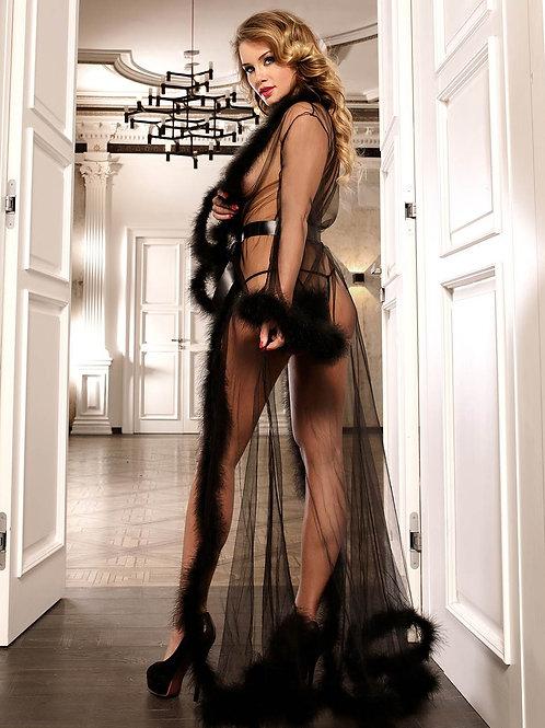 Luxury Black Robe (120,000 Ugx)