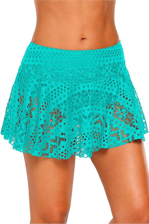 Multi purpose swimsuit skirt/ beach throwon