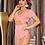 Thumbnail: Naughty Sexy Girls High Waist Pink Full Lace Bra Panty Underwear