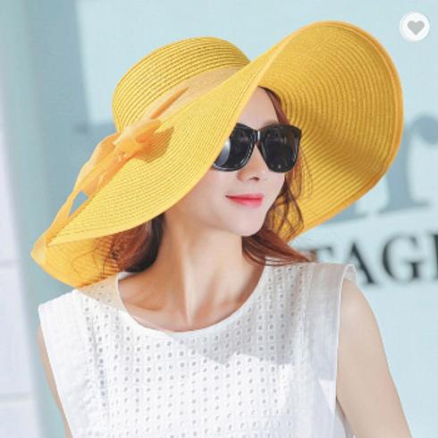 Floppy Beach Hats (60,000 Ugx)