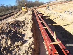Concrete Foundation Formwork