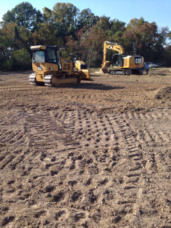 Site Work and Storm Drainage