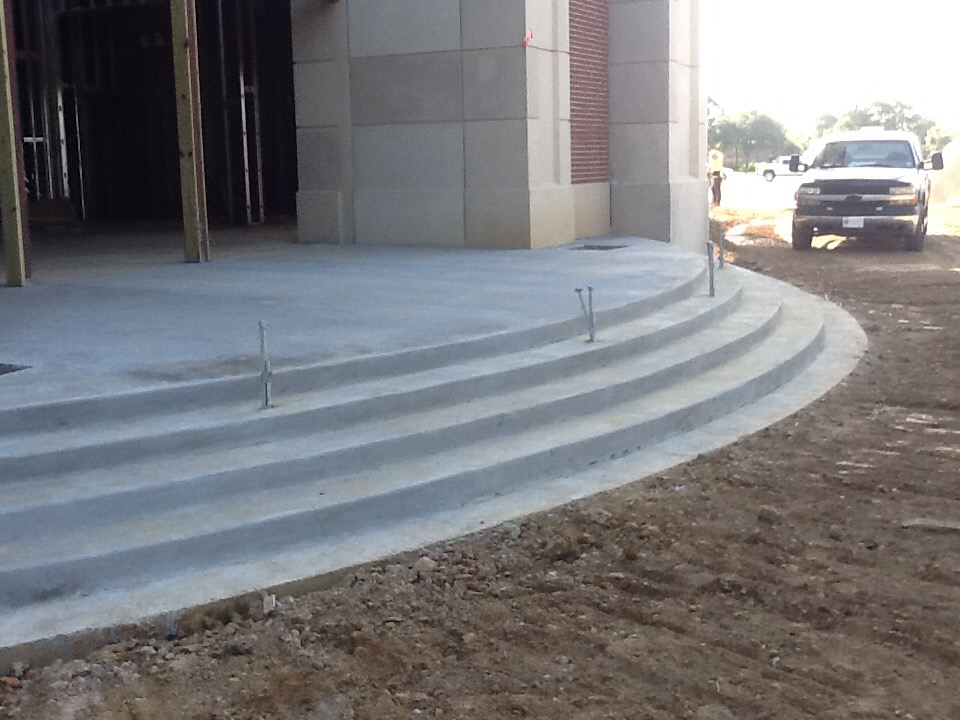Grand Entry Steps