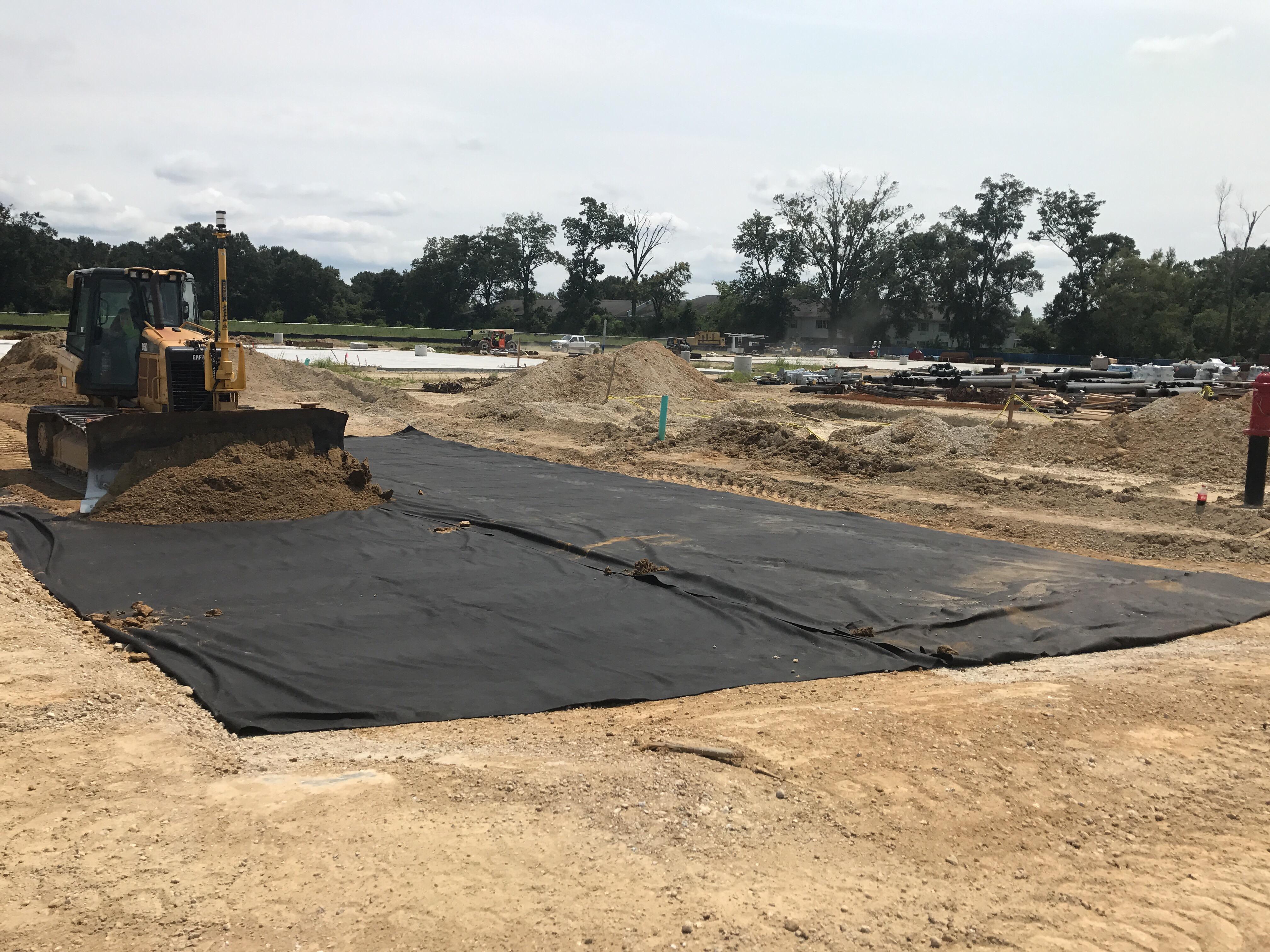 Site Work Dirt Work