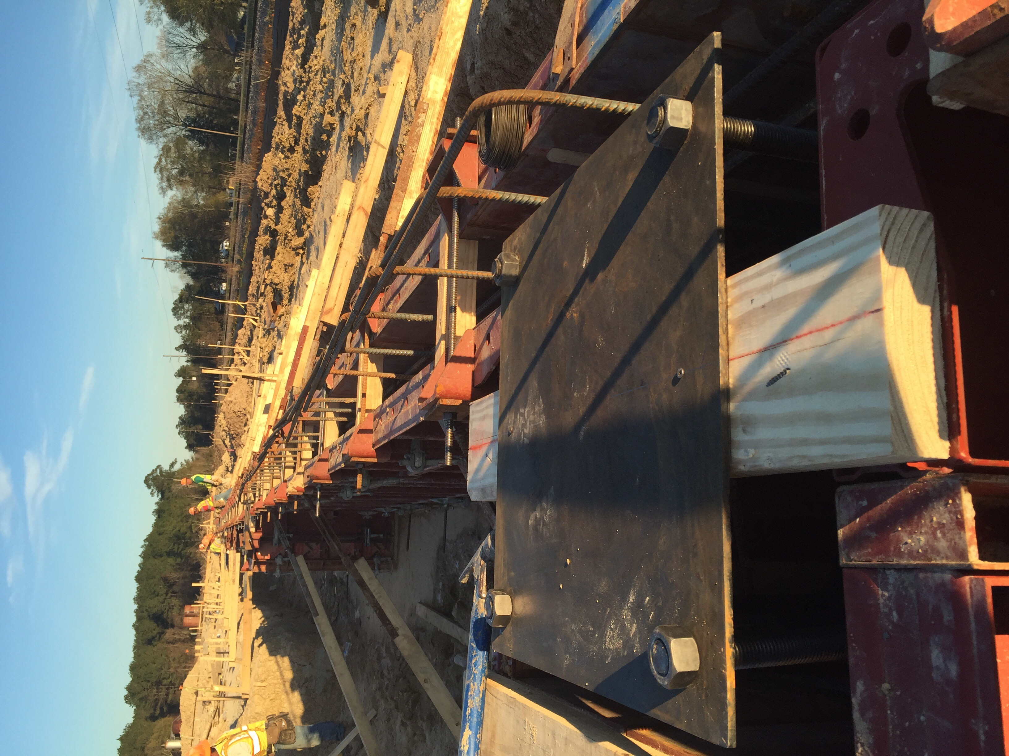 Concrete Foundation Anchor Bolts