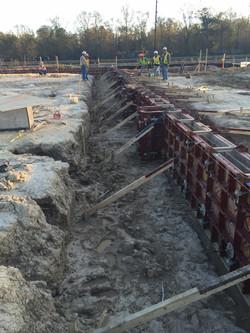 Concrete Foundation Walls